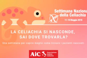 Inizia la Settimana Nazionale della Celiachia