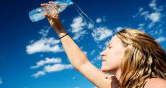 Caldo record: fino a 40 gradi al Centro-Nord.  9 consigli utili del Ministero della Salute