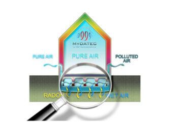 Radon negli ambienti indoor: i crescenti rischi per la salute rendono imprescindibile il monitoraggio della qualità dell'aria