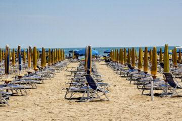 Posto in spiaggia gratis per chi partorisce in Veneto