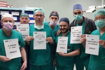 """""""Non buttare il sangue, donalo"""": La campagna di sensibilizzazione dell'ospedale Pascale"""