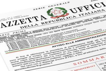 Ordine Tsrm Pstrp: in Gazzetta i decreti attuativi