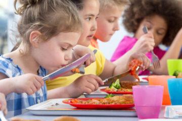 Menù vegetariano nelle mense scolastiche francesi, dal 1 Novembre parte la speriementazione