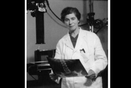 Giornata internazionale della radiologia 2019: Katheleen Clara Clark, una pioniera della radiologia
