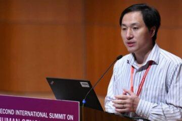 Dna modificato, condannato a 3 anni di carcere il genetista cinese
