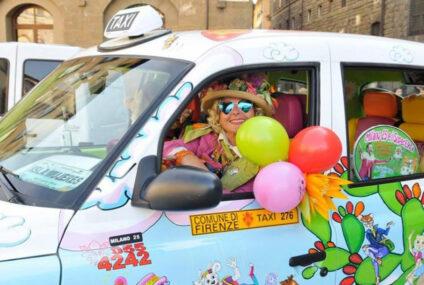 La 'Taxi Teraphy' inventata da Zia Caterina arriva in Senato