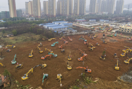 Coronavirus: un secondo ospedale sarà costruito a Wuhan