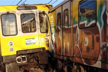 Incidente ferroviario sulla linea 1 della metropolitana di Napoli