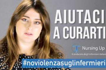 Video di Michela Giraud contro le aggressioni al personale sanitario