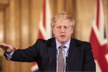 Boris Johnson positivo al coronavirus