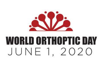 Il 1 giugno 2020 viene celebrata la giornata mondiale di Ortottica