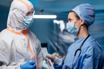 Sicilia, lotta al Covid, incentivo agli operatori sanitari