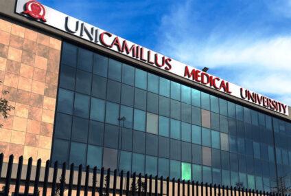 Professioni sanitarie: 157 posti all'UniCamillus per nuovi studenti