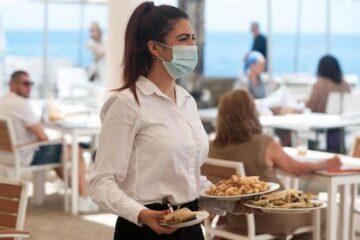 Gli effetti del Covid sulle imprese: scende la moda, sale il food