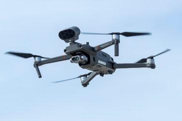 Leonardo, Telespazio e Ospedale Pediatrico Bambino Gesù sperimentano l'uso di droni per la consegna di materiale sanitario