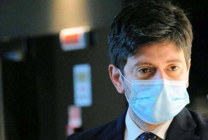 """Covid-19, Speranza: """"Nuovo Piano Pandemico Influenzale fa tesoro esperienze acquisite"""""""