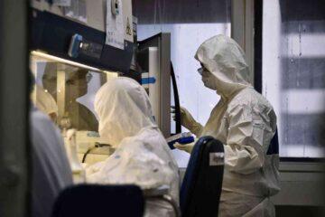 Covid-19: il dipartimento scientifico militare del Celio ha sequenziato il virus di un soggetto positivo con stessa variante riscontrata in Gran Bretagna