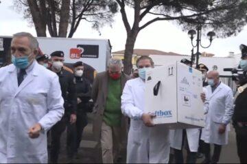 Vaccine day il 27 dicembre in tutta Italia e in Europa