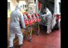 A.O.R.N. A. Cardarelli: L'Associazione Gruppo Dirigenti Fiat dona una barella di bio-contenimento e un sanificatore portatile