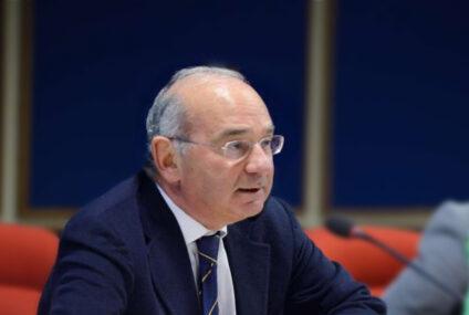 Università: Raffaele Calabrò eletto vicepresidente della Conferenza dei rettori italiani (CRUI)