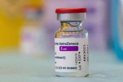 Covid-19, aggiornamento delle modalità di somministrazione del vaccino AstraZeneca
